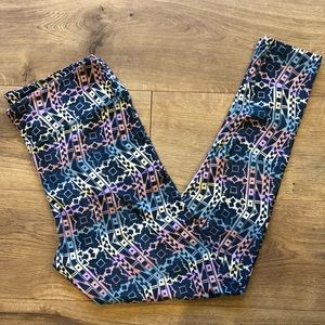 NWOT LuLaRoe Fashion Leggings TC